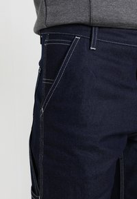 Carhartt WIP - RUCK SINGLE KNEE PANT - Jeans a sigaretta - blue rigid - 3