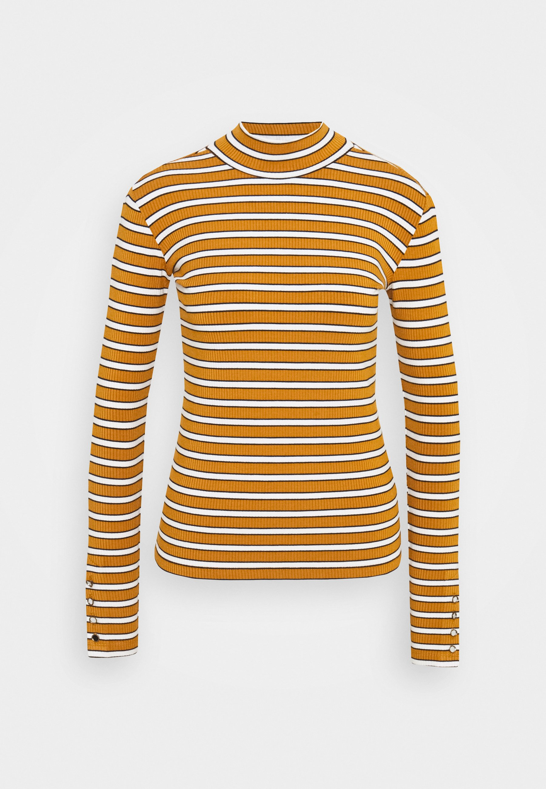Women LONG SLEEVE WITH TURTLE NECK  - Long sleeved top