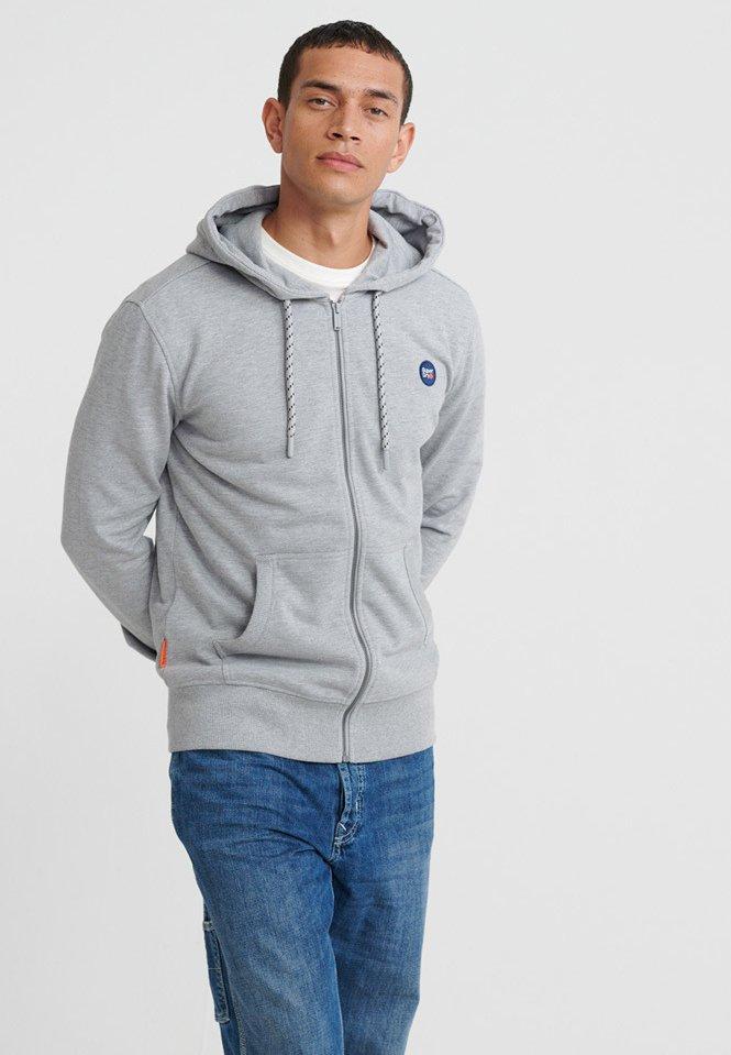 Men COLLECTIVE - Zip-up sweatshirt