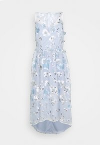 Adrianna Papell - FLORAL EMBROIDERED GOWN - Occasion wear - clearwater/ivory - 0