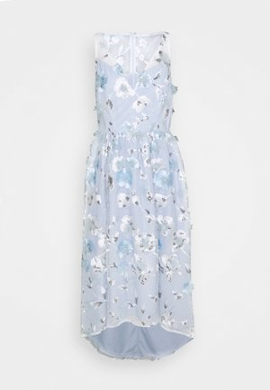 FLORAL EMBROIDERED GOWN - Festklänning - clearwater/ivory