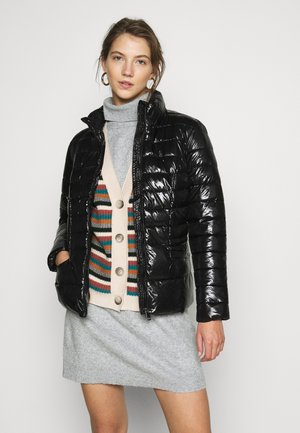 ONLEMMY QUILTED JACKET  - Light jacket - black