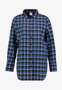 Taifun - Button-down blouse - cobalt blue - 5