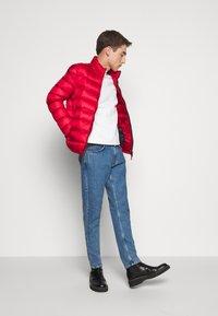 Blauer - GIUBBINI CORTI  - Down jacket - dark red - 1