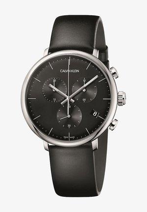 HIGH NOON  - Chronograph watch - black