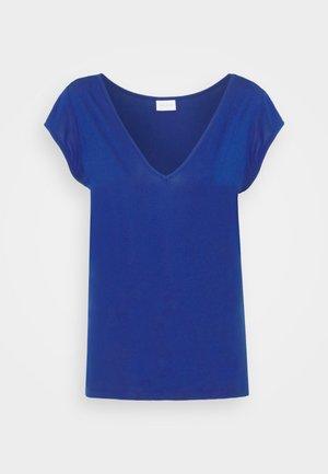 Basic T-shirt - mazarine blue 1