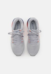 Under Armour - CHARGED VANTAGE  - Neutral running shoes - mod gray - 3
