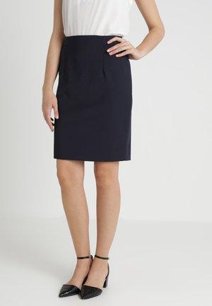 NINSA - Pencil skirt - marine blue