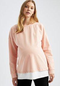 DeFacto - Sweatshirt - pink - 3