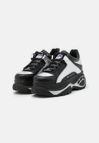 Buffalo London - Trainers - black/silver - 1