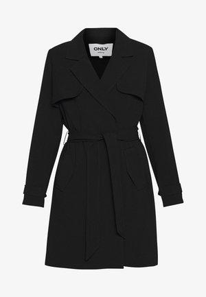 ONLFANNY RUNA LIFE - Krótki płaszcz - black