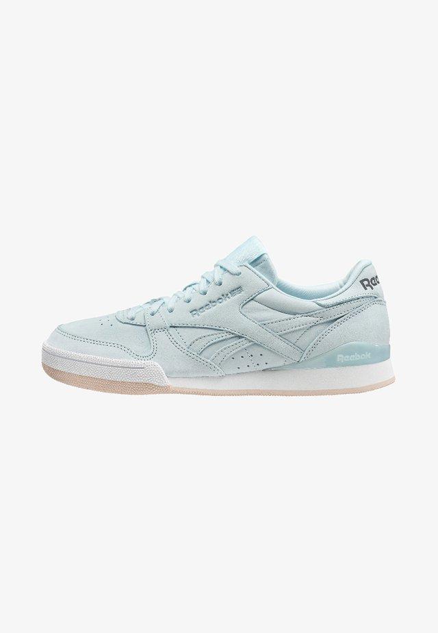 Sneakers laag - blue/white/beige
