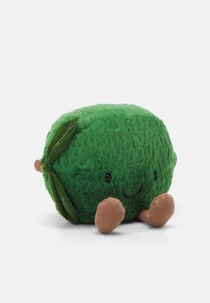 AMUSEABLE LIME UNISEX - Cuddly toy - green