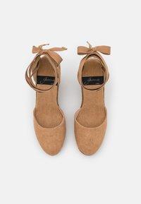 Gaimo - COLIN - High heeled sandals - camello - 5
