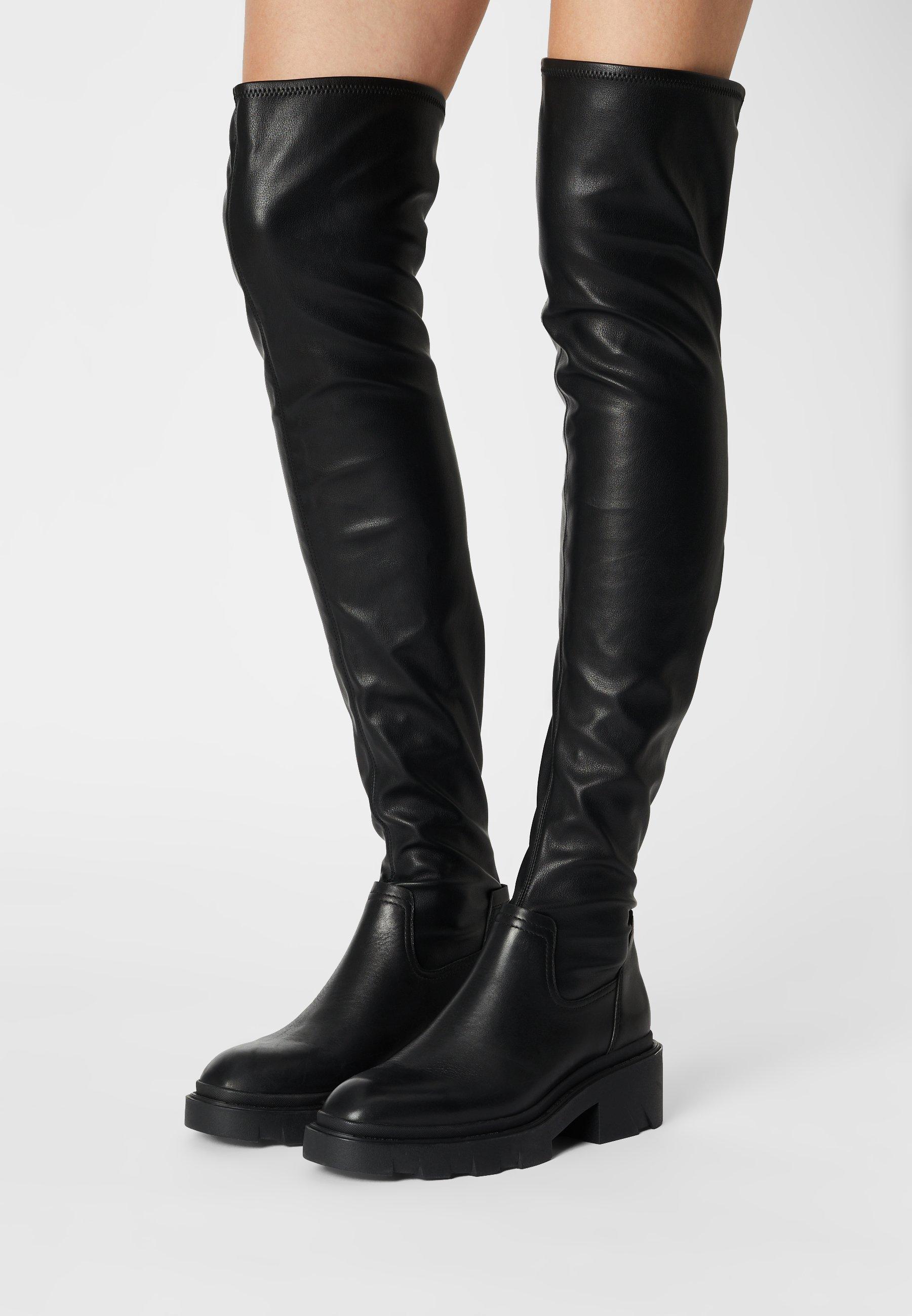 Women MANHATTAN - Over-the-knee boots