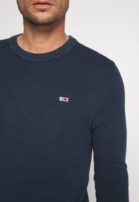Tommy Jeans - LIGHTWEIGHT - Jumper - twilight navy - 5