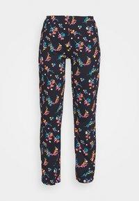 Marks & Spencer London - FLORAL - Pyjamas - navy mix - 7