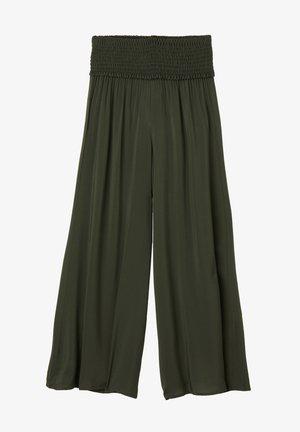 Trousers - grün - green mud