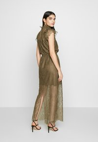 DESIGNERS REMIX - VANESSA LONG DRESS - Suknia balowa - khaki - 2
