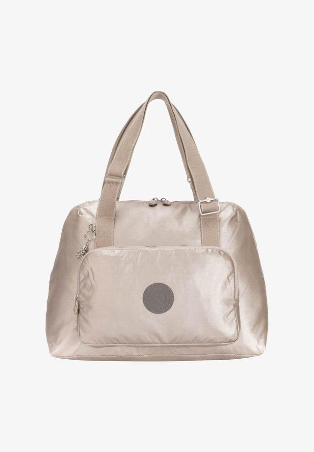 BASIC PLUS LENEXA - Baby changing bag - metallic glow baby