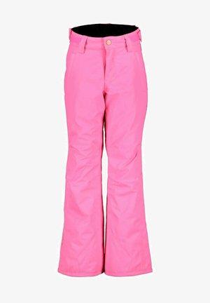 SUNLEAF HOSE   - Snow pants - pink
