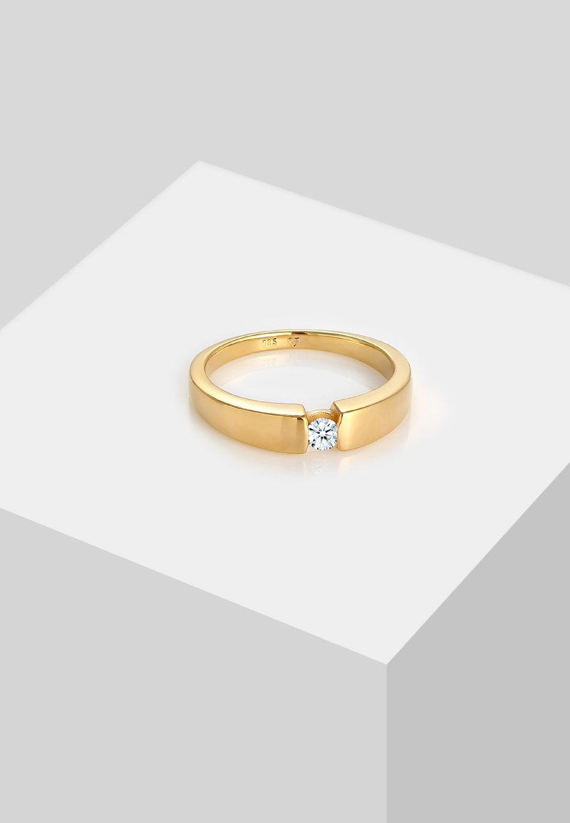 DIAMORE - Ring - gold-coloured