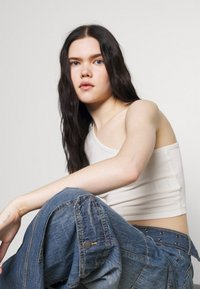 Jaded London - SKATER CARGO WITH BELT - Jeans relaxed fit - blue - 3