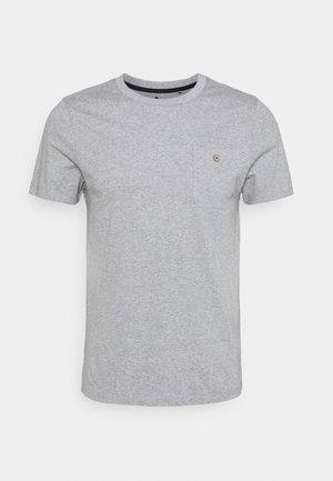 UNISEX OLONNE - Triko spotiskem - medium grey