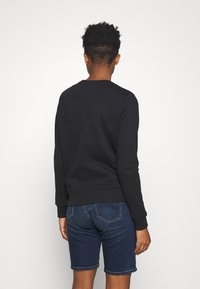 Tommy Jeans - ESSENTIAL LOGO - Sweater - black - 2