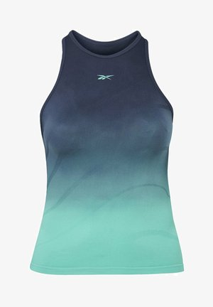 UNITED BY FITNESS  - Top - blue