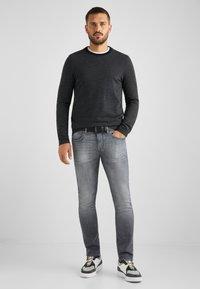 Baldessarini - TRIBUTE TO NATURE JOHN  - Slim fit jeans - grau used - 1