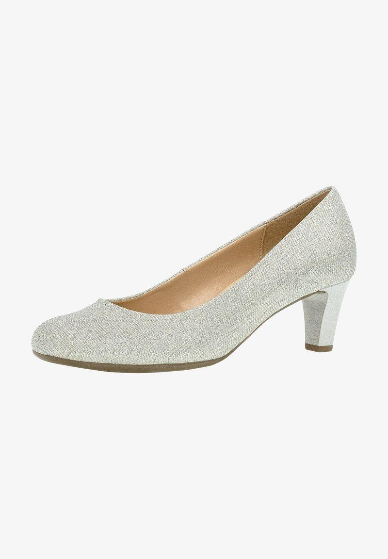 Gabor - Bridal shoes - silber