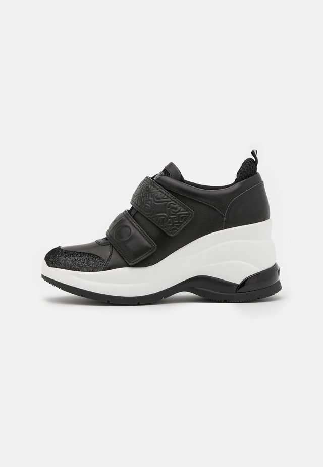 KARLIE REVOLUTION  - Sneakers laag - black