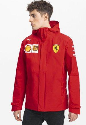 FERRARI - Training jacket - rosso corsa