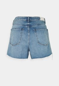 Marc O'Polo DENIM - Szorty jeansowe - vintage mid blue - 1