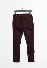 Mango - Slim fit jeans - purple - 1