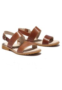 Timberland - Ankle cuff sandals - saddle - 4