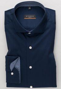 Eterna - SLIM FIT - Shirt - marine - 5