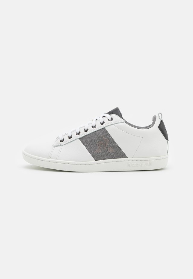 COURTCLASSIC - Sneakers - optical white/grey denim