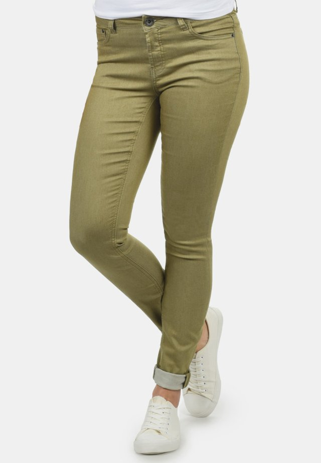 LALA - Jeans Skinny Fit - light green