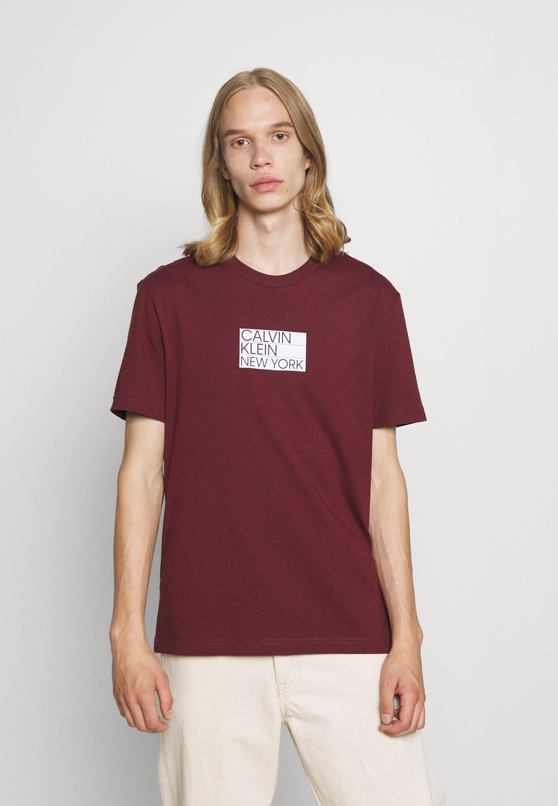 Men GRAPHIC CHEST LOGO - Print T-shirt
