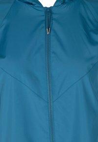 Zizzi - Light jacket - blue - 4