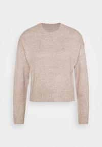 New Look - CROP - Sweter - mid pink - 4