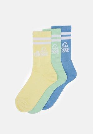 PULLO 3 PACK UNISEX - Socks - multicoloured