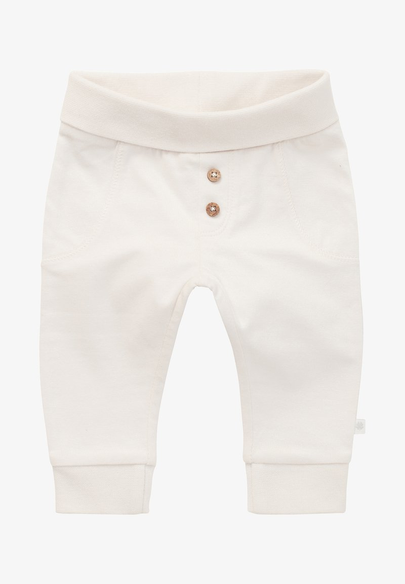Noppies - Tracksuit bottoms - white sand