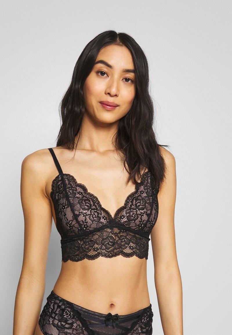 LASCANA - BRA - Triangle bra - black