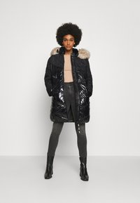 River Island - Winter coat - black - 1
