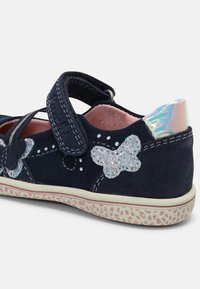 Lurchi - TARY - Ankle strap ballet pumps - navy - 5