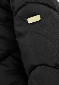 Next - Winter coat - black - 6