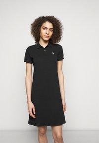Polo Ralph Lauren - BASIC - Day dress - black - 0